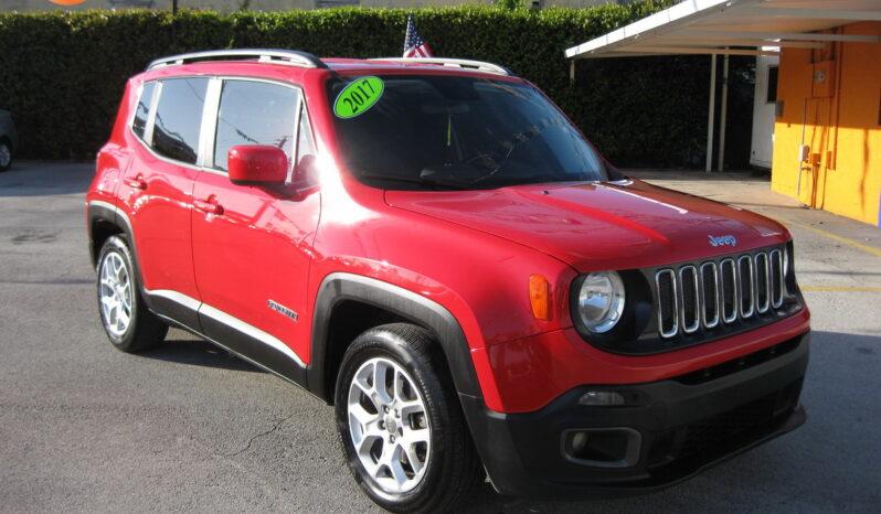 2017 Jeep Renegade Latitude full